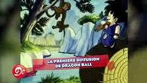 La première diffusion de Dragon Ball en France (Club Dorothée)