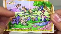 Киндеры Сюрпризы,Unboxing Kinder Surprise Eggs Монстры и Пираты распаковка игрушек из киндеров 2008