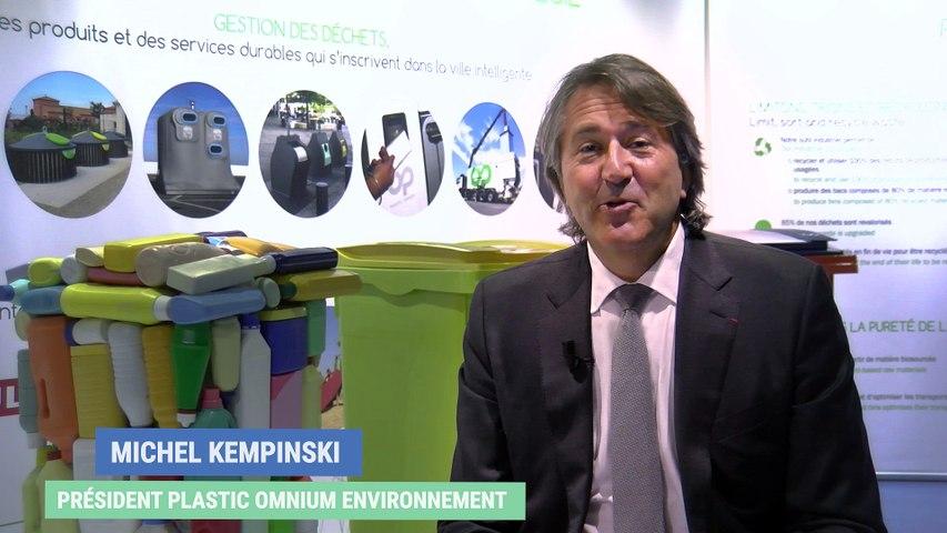 Michel Kempinski, ambassadeur de l'économie circulaire