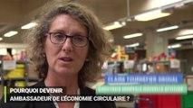 Claire Tournefier-Droual, ambassadrice de l'économie circulaire