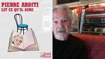 Une chaise, une table et Pierre Arditi / Pierre Arditi lit ce qu'il aime