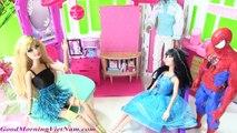 Cuộc Sống Barbie & Ken (Mùa 2) Tập 4 : Raquelle Mê Hoặc Ken Bằng Thuốc / Barbie Kens Story Season 2