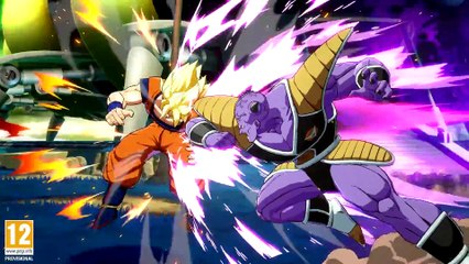 Dragon Ball FighterZ  Captain Ginyu Trailer