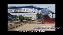 Indian Railways vs. Pakistan Railways - A Compilation Of Premium Trains [HD]
