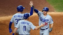 World Series: Dodgers and Astros are all tied up