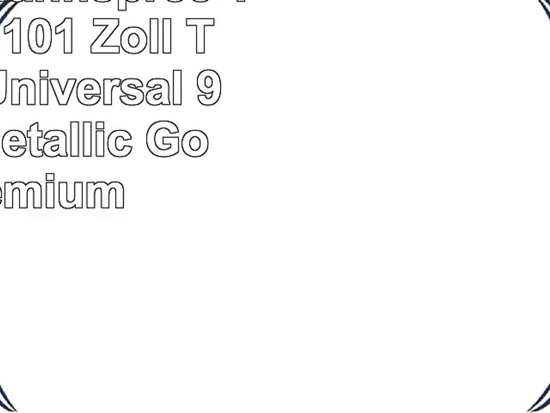 Emartbuy Hannspree 101 Helios 101 Zoll Tablet PC Universal  9  10 Zoll  Metallic Gold