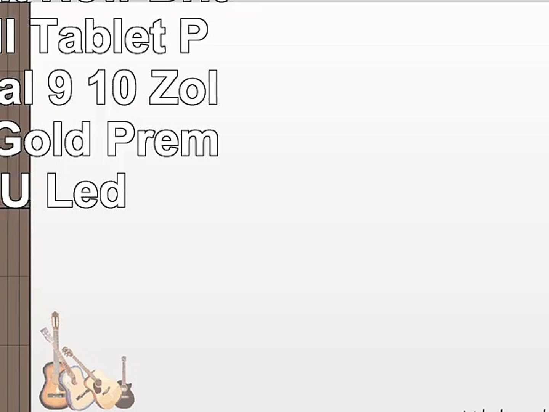 Emartbuy it New British 10 Zoll Tablet PC Universal  9  10 Zoll  Metallic Gold
