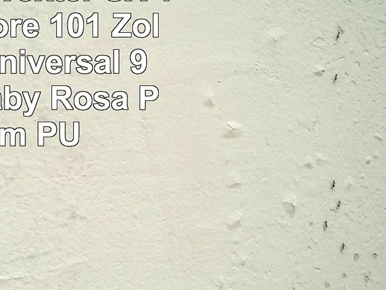 Emartbuy Woxter SX 110 Octa Core 101 Zoll Tablet Universal  9  10 Zoll  Baby Rosa