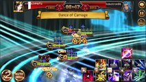 Seven Knights Lina awaken skills (Dragon, Arena and Castle