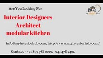 Top Interior Designers, Architects & Decorator Hyderabad.