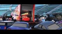 "CARS 3 - Movie Clips & Trailer ""Lightning Mcqueen"" Drive Fast/Sneak Peek Disney Pixar Animated Movie"