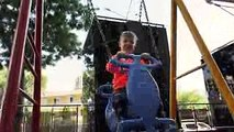 Outdoor playground for kids Family Fun, Baby songs nursery rhymes for children