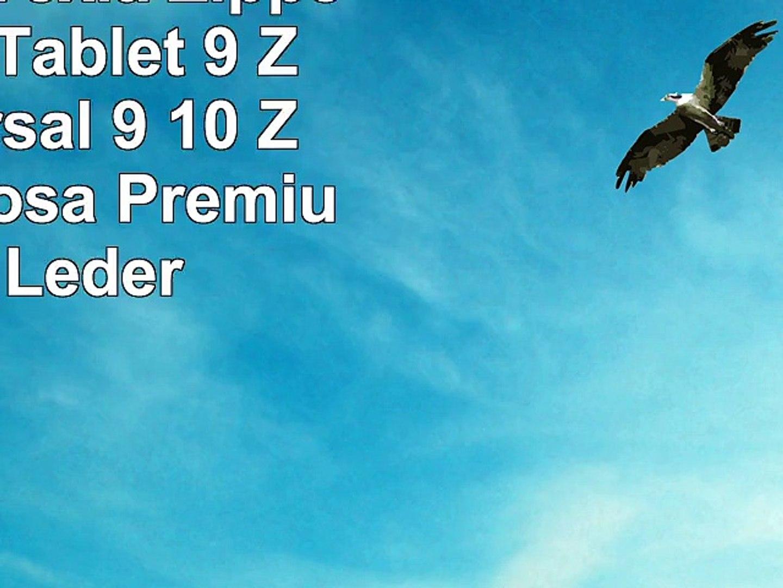 Emartbuy Vexia Zippers Tab 9i Tablet 9 Zoll Universal  9  10 Zoll  Baby Rosa Premium