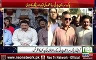 MQM(P)'s Deputy Mayor Karachi Dr Arshad Vohra Joins PSP
