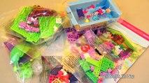Mega Bloks Babie Fairy Treehouse Barbie Lego Brick Toys Unboxing Speed Build Review