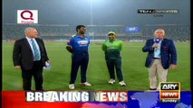 Sri Lanka won toss, elect to bowl against Pakistan