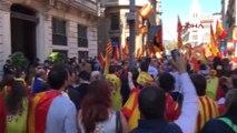 Barselona'da Bağımsızlık Karşıtı Dev Yürüyüş