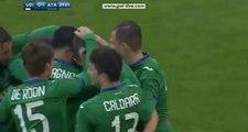 Jasmin Kurtic Goal HD - Udinese 0-1 Atalanta 29.10.2017