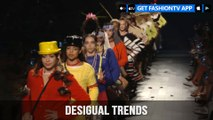 New York Spring/Summer 2018 - Desigual Trends | FashionTV