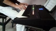 L' Aigle Noir  Barbara REPRISE clavier