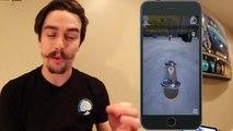 Awesome New Skate Park!!   Skater App #4