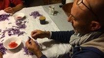 Le safran, de la cueillette au séchage : reportage avec les Safraniers de la Baie