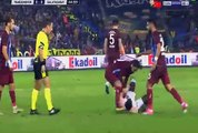 2 RED CARD (Feghouli S. & Olcay Sahan) HD - Trabzonspor 0-0 Galatasaray 29.10.2017