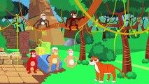 Le Livre de la Jungle - Dessin animé en Français avec les Ptits zAmis
