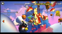 New Games : Angry Birds GO! Walktrough Part 121 / HD Movies / Movies For Kids /