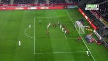 0-1 Morgan Sanson Goal France  Ligue 1 - 29.10.2017 Lille OSC 0-1 Olympique Marseille