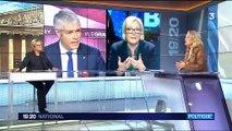 Laurent Wauquiez : des propos proches de ceux de Marine Le Pen ?