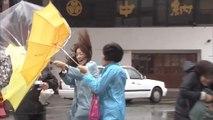 "Taifun ""Saola"" stürzt Japan ins Chaos"