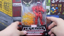 THE AMAZING SPIDER-MAN 2 - CARNAGE MARVEL LEGENDS FIGURE REVIEW