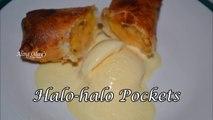 Halo-halo Pockets