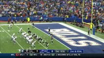 Can't-Miss Play: Buffalo Bills wide receiver Andre Holmes catches perfect lob pass for toe-tap TD