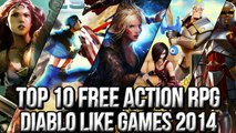 Top 10 Free Action RPG Diablo Like Games new | FreeMMOStation.com