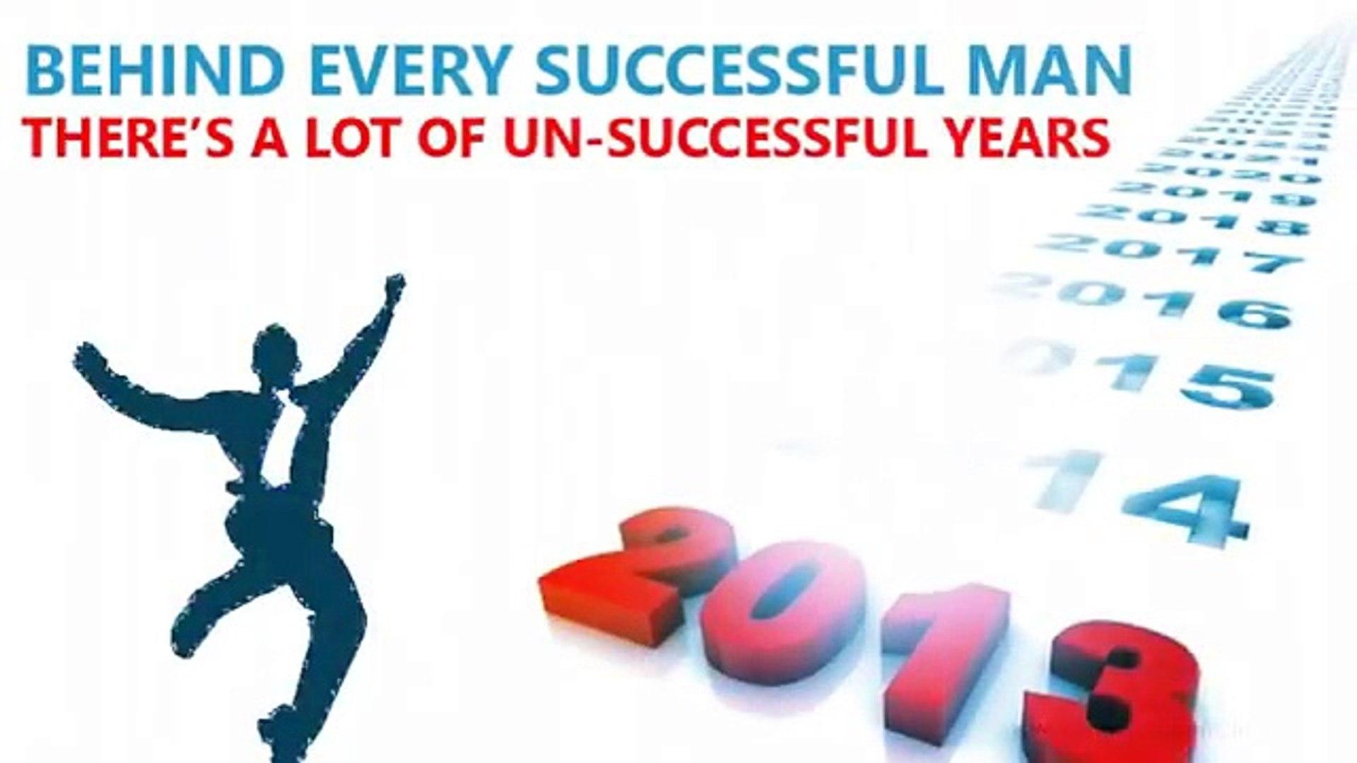 Success Secrets - Motivational video