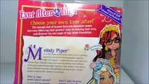 Review - Ever After High - Melody Piper