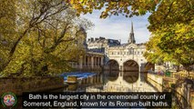 Top Tourist Attractions Places To Visit In UK-England | City of Bath Destination Spot - Tourism in UK-England