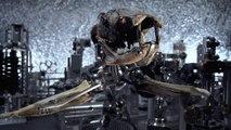 Epic Stopmotion Animation   FABRICATED Trailer   Bfophoto