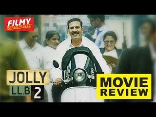 JOLLY LLB 2 FILM REVEIW | AKSHAY KUMAR, HUMA QURESHI | WIDE LENS