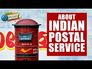 ALL ABOUT THE INDIAN POSTAL SERVICE | PROUND INDIAN | WIDE LENS