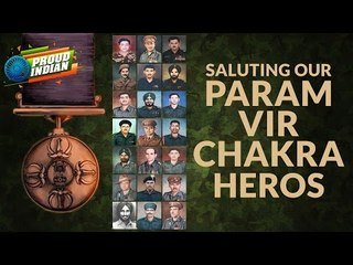 SALUTING OUR PARAM VIR CHAKRA HEROS | THE GALLANT 21 | WIDE LENS