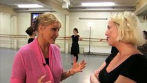 Angela Rippon masters ballet with 'Silver Swans' ballets classes for over 55's-IebeE5gZIkM