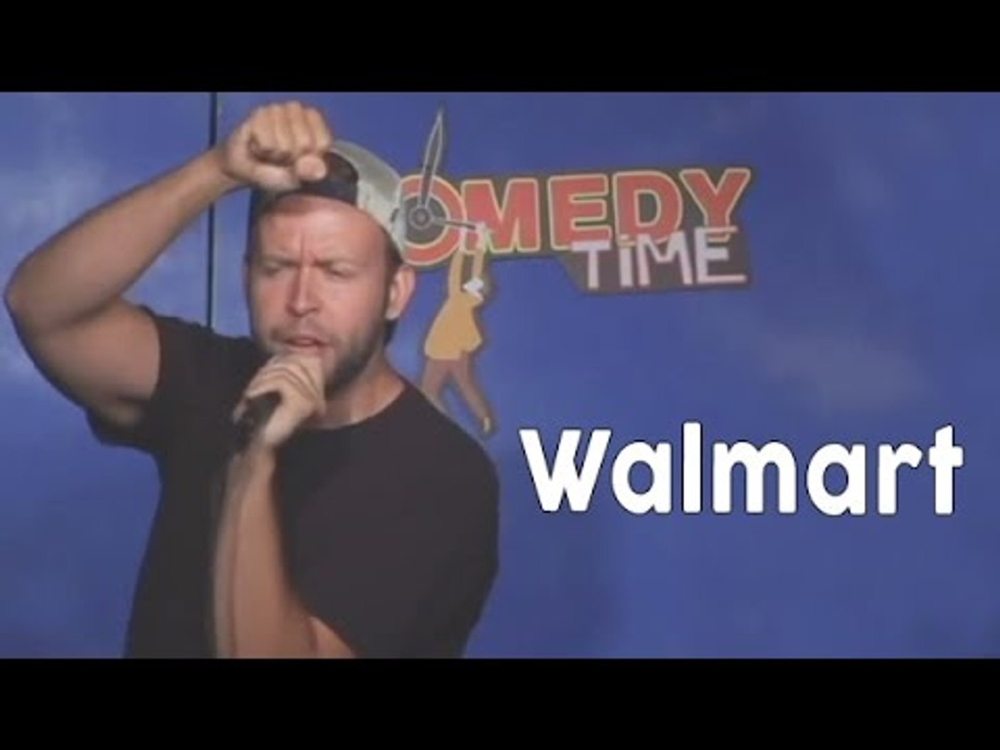 Things to Do @ Walmart (Stand Up Comedy)
