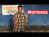 Mormons (Stand Up Comedy)