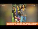 Potret Band Legendaris Indonesia Saat Awal Berkarir