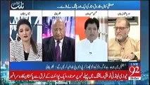 Kia aap PTI main shamil hone ja rehay hai---- Watch Mohsin Hassan Khan's reply
