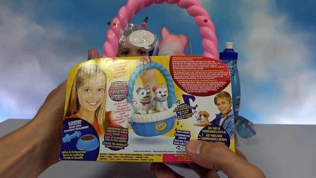 Собачки Live Pets Мэджики и Маленький зоомагазин ЛПС игрушки сюрпризы Puppy pets toys LPS funny dog