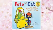 Download PDF Pete the Cat: Construction Destruction FREE